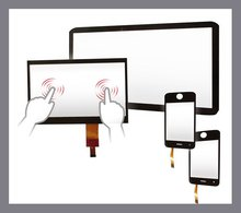customized 9.7 inch capacitive touch panel for android tablet PC