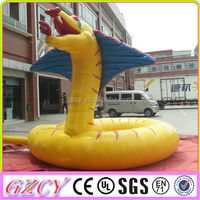 Hot New Design Inflatable Cobra Advertisement And Decoration