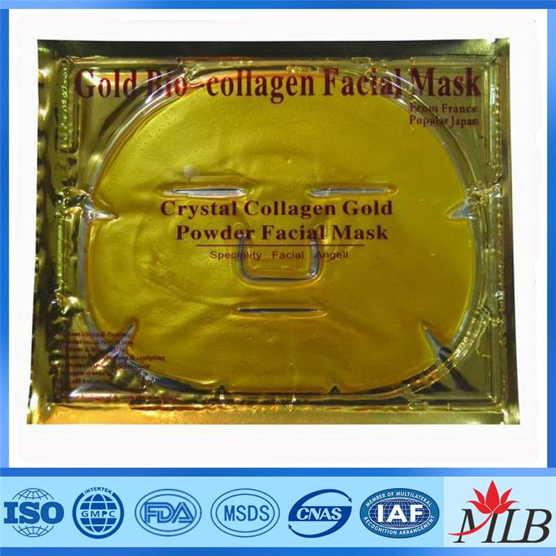 crystal gold anti aging <strong>q10</strong> collagen facial mask