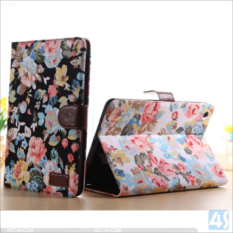 For ipad mini 3 flip Leather case cover,Factory produced for ipad mini retina cover