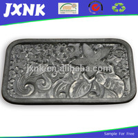 metal handbag parts custom metal logo