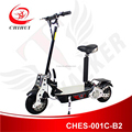 City coco using electric scooter with folding design