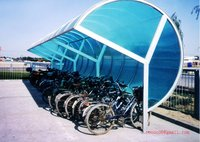 polycarbonate sheet roofing pc sheet sun for bicycle shields /cover/shed roof
