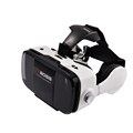 New Universal High quality Z5 VR BOX boss 3D virtual reality glasses with headset Microphone Bobo vr