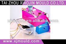 injection mold for Plastic cosmetic case,plastic box mould,Jewellery box mold
