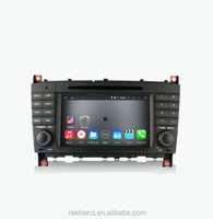 "FineNav Quad Core 7"" Android 4.4.4 Car Stereo for Be nz C Class W203 2004-2007 with Gps Navigation,3G,Wifi,Bluetooth"