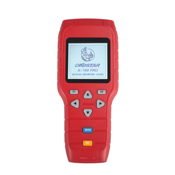 OBDSTAR X-100 PRO Auto Key Programmer (C+D) Type for IMMO+Odometer+OBD Software Support EEPROM Function X100pro