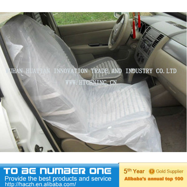 Low Price Customize Disposable PP Nonwoven Baby Car Seat Covers and Wheel Cover