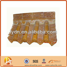 Chinese traditional style light weight ceramic roof tile