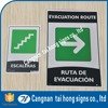 Metal Reflective Safety Industrial safety symbols