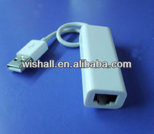 lan 10/100 mbps ethernet and usb 2.0 Ethernet Network Adapter for Apple Mac MacBook Air PC OS