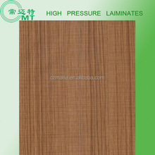 HPL/high gloss laminate/high pressure plastic sheets