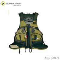 2017 New In Stock Quick Dry Breathable Waterproof Fly Fishing vest