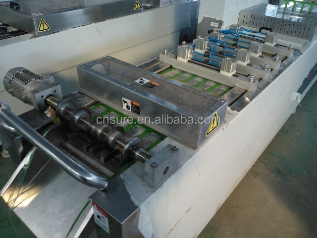Fully Automatic Continuous Tension Vacuum Packaging Machine
