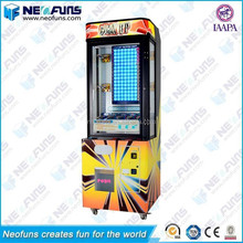 Factory Supply Indoor Prize Vending Game Build A Brick Game Machine