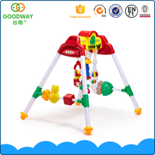 Wholesale cheap safety non-toxic funny plastic baby gym toys