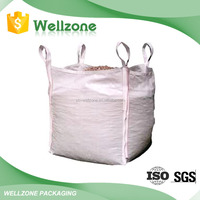 Jumbo bag used cement packing 1 ton