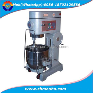 bakery machinery large cake mixer(different capacity 5~100L mixer supplied)