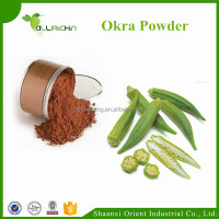 Natural Sex Enhancer Powder Dried Okra Powder Okra Seed Extract For Cure Premature Ejaculation