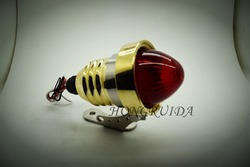 BRAKET TAIL LIGHT FOR HARLEY BOBBER motorcycle