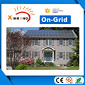 XRSOLAR High Efficiency On-Grid 20kw Solar Electrical Generator For Home Use