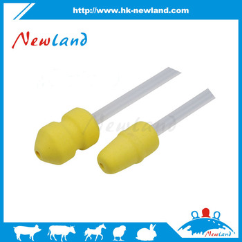 2016 Newland semen catheter for pig artificial insemination for veterinary equipment