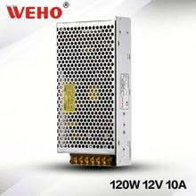 High quality~ 120W Single output power supply 12v 120w led driver