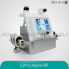 easily get rid of the tough hard fat tissue laser slimming machine