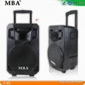 "8"" wireless active pa speaker"