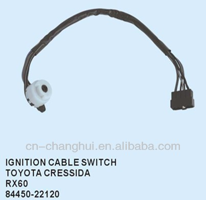 Ignition cable switch for TOYOTA CRESSIDA RX60