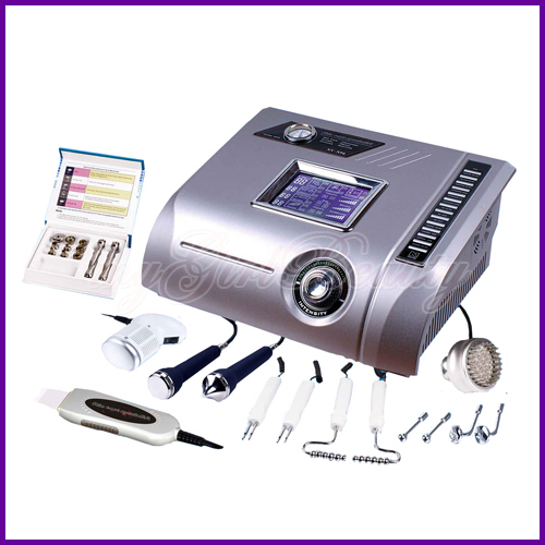 Brand New Microdermabrasion Dermabrasion SPA Beauty 9 Tips Peeling Machine Skin Lifting