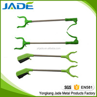 Furniture outdoor extend hand grabber, floral hand tools, reacher pick up and reach tool