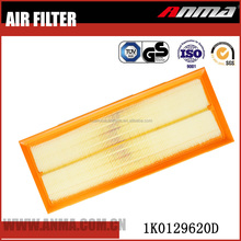 Auto Spare Parts Engine Air FIlter 1K0129620D