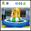 Octopus shape sea theme inflatable indoor playground equipment franchises supplier(QX-104M)