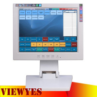 "12.1 inch Touch Screen LCD Monitor USB RS232 12"" Touchscreen Monitor"