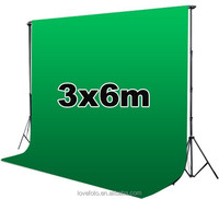 Photo lighting studio Chromakey Green screen Muslin background backdrop3*6M(10*20FT)photography backdrops green screen