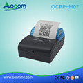 OCPP-M07 58mm small mobile bluetooth printer with big paper holder