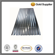 prime quality 22 gauge curve corrugated galvanized sheet price