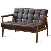 DS12 Danish Sofa simple design sofa danish modern leather sofa