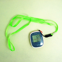 Hot sale 3D foot pedometer ,accurate running waterproof activity tracker CY-928