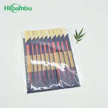 Wholesale Disposable High Quality bamboo twin chopsticks
