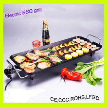 Smokeless Electric barbeque Grill and electric griddle