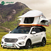 Lightweight Car Soft Roof Top Tent For Self-Driving Travelling