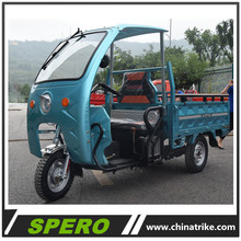 Factory Price Cargo and Passenger Three Wheel Trike