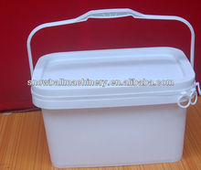 5L ice cream plastic bucket