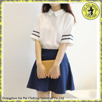 Chinese Wholesale Sexy School Girl Student Uniform Costume