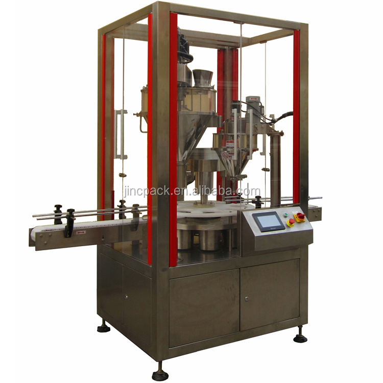 Powder filling machine good price Nestle milk packing machine