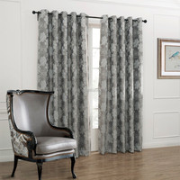 2016 New Design Professional Blackout Window Curtain Office Living Room Window Curtain Factory