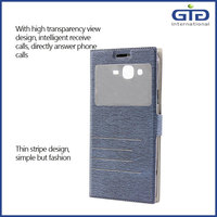 [GGIT] Colorful Window Voltage TPU Flip Case For Galaxy A7