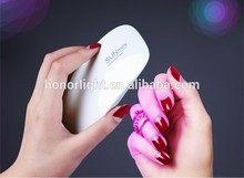 Factory directly sell 6W hands nail dryer with low price